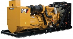 Дизельный генератор Caterpillar GEP380 с АВР